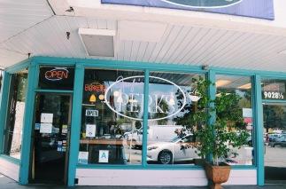 My favorite little coffee shop.